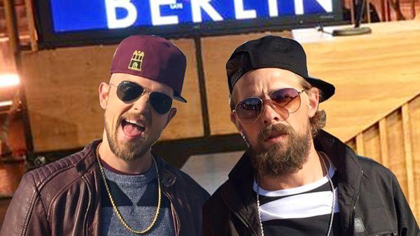 "Jan Delay und  Klaas Heufer-Umlaufs bei ""Late Night Berlin"""
