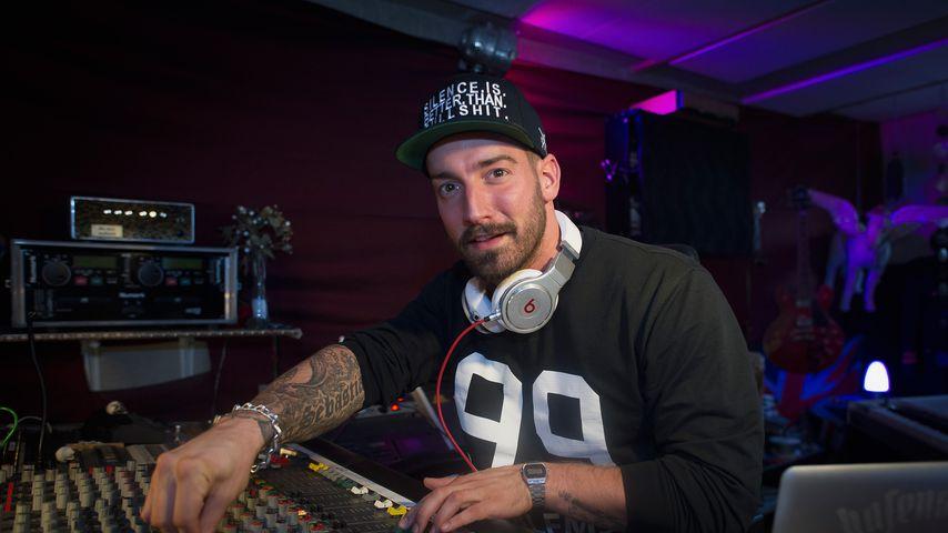 Jan Leyk, DJ und Schauspieler