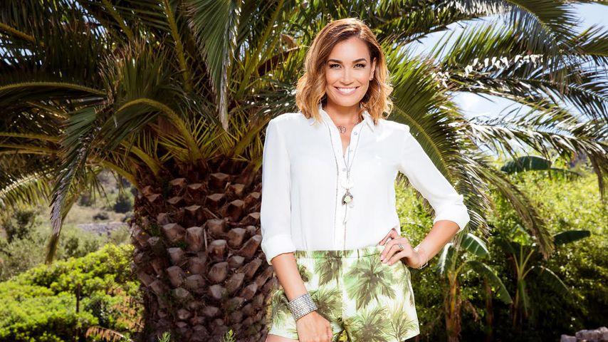 """Jana Ina Zarrella, """"Love Island""""-Moderatorin"""