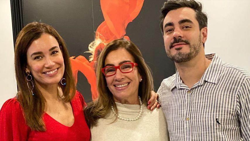 """""""Manchmal schwer"""": Jana Ina vermisst Familie in Brasilien!"""