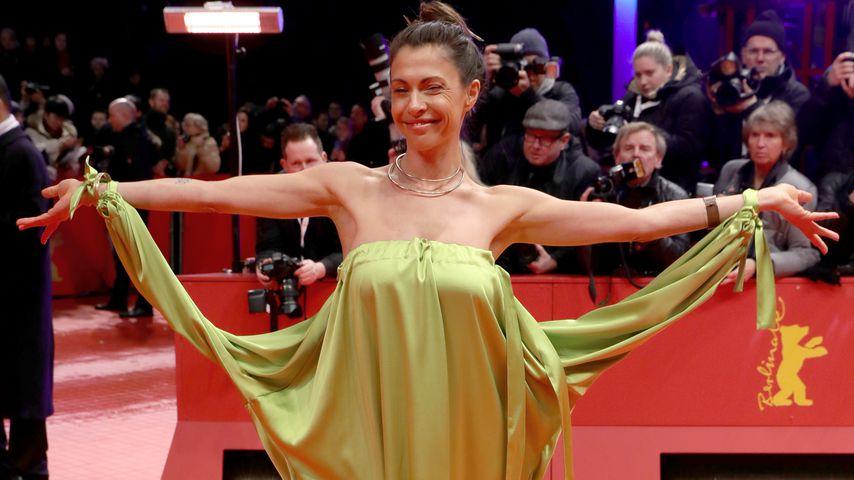 Jana Pallaske auf der Berlinale, 2020