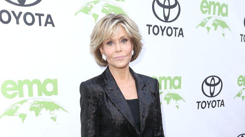 Jane Fonda in Los Angeles