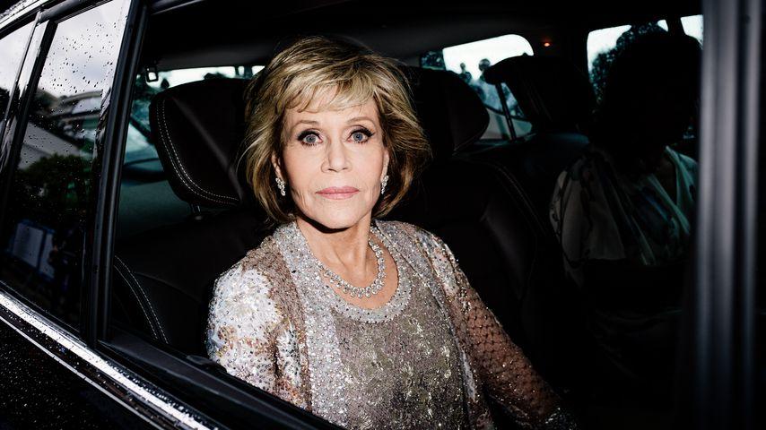 Topfit mit 77: Jane Fonda glänzt bei den Oscars