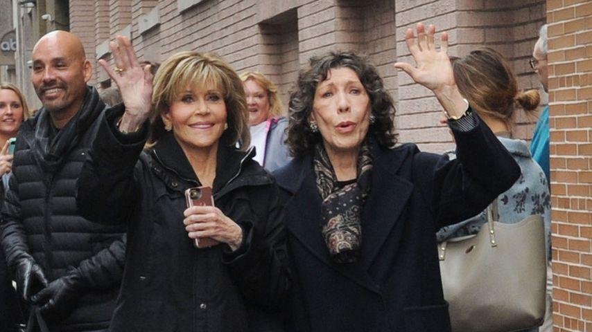 Jane Fonda und Lily Tomlin