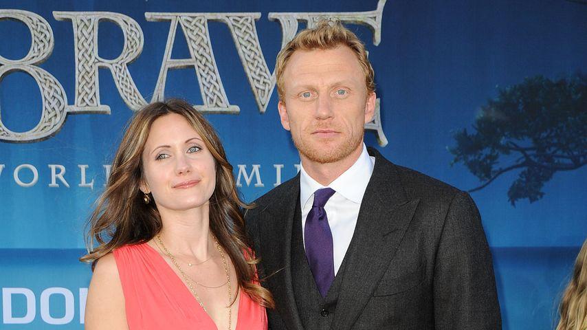 Jane und Kevin McKidd