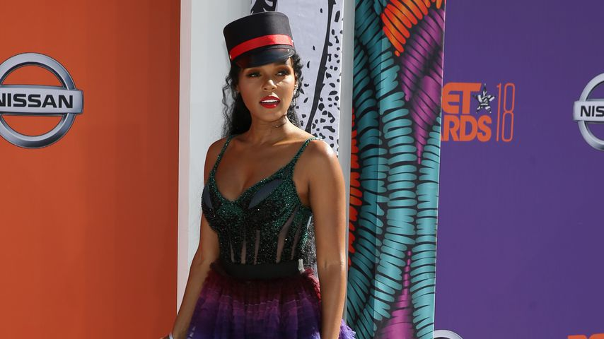 Janelle Monáe bei den BET Awards 2018