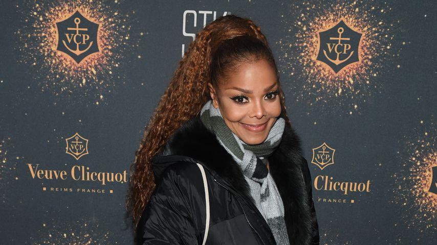 Nach Geburt ihres Sohnes: So verlor Janet Jackson 31 Kilo!
