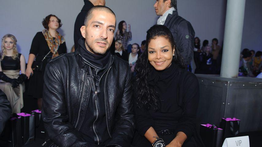 Wissam al Mana und Janet Jackson