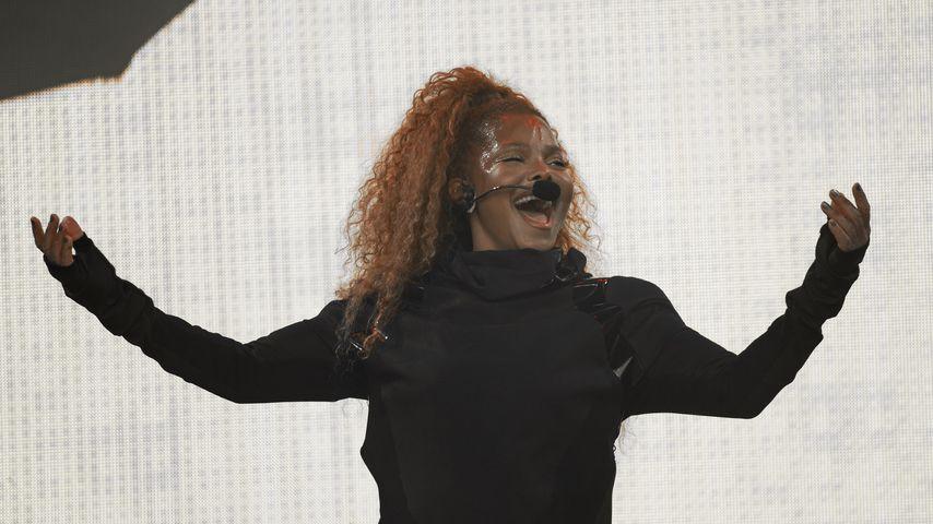 Janet Jackson beim Glastonbury Festival 2019