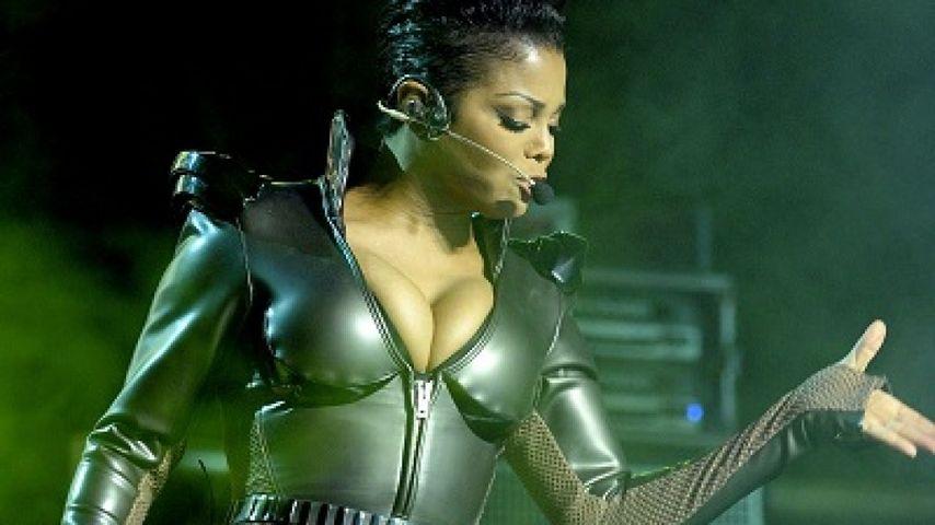 Nach ewiger Pause: Janet Jackson singt wieder