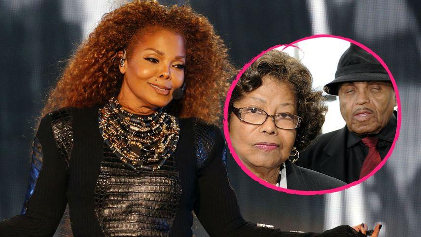 Janet Jackson: Familien-Ärger um Baby wegen Zeugen Jehovas!