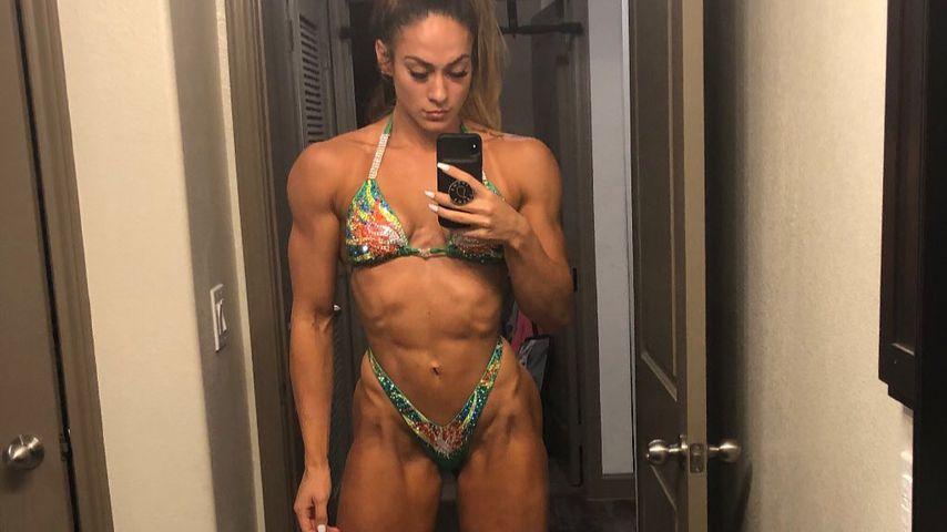 Janice Garay, Bodybuilderin