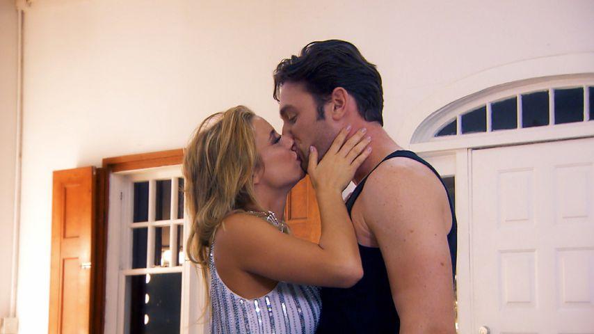 Janina Celine und Bachelor Daniel in der 2. Folge