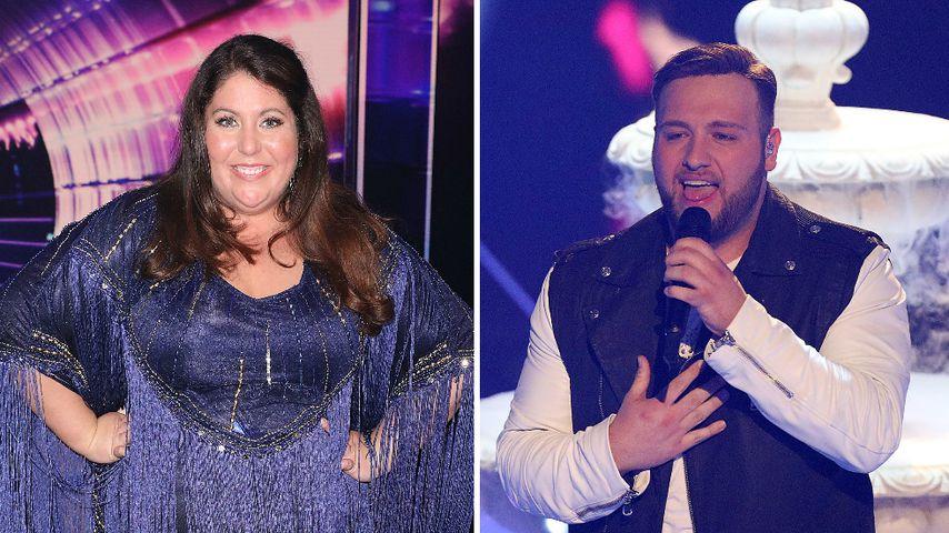 DSDS-WG-Streit: Janina & Giulio immer noch im Clinch?
