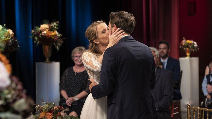 """Janina und Dennis bei """"Hochzeit auf den ersten Blick"""""""