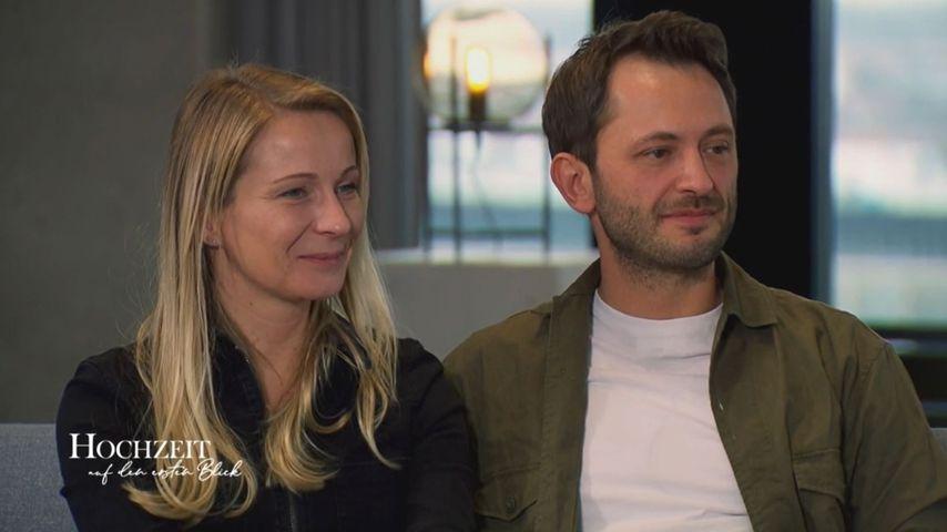 """Wie entscheidet sich """"Hochzeit auf ersten Blick""""-Dennis?"""