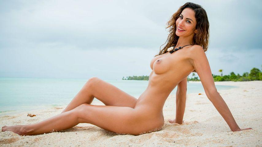 Janina Youssefian bei Adam sucht Eva