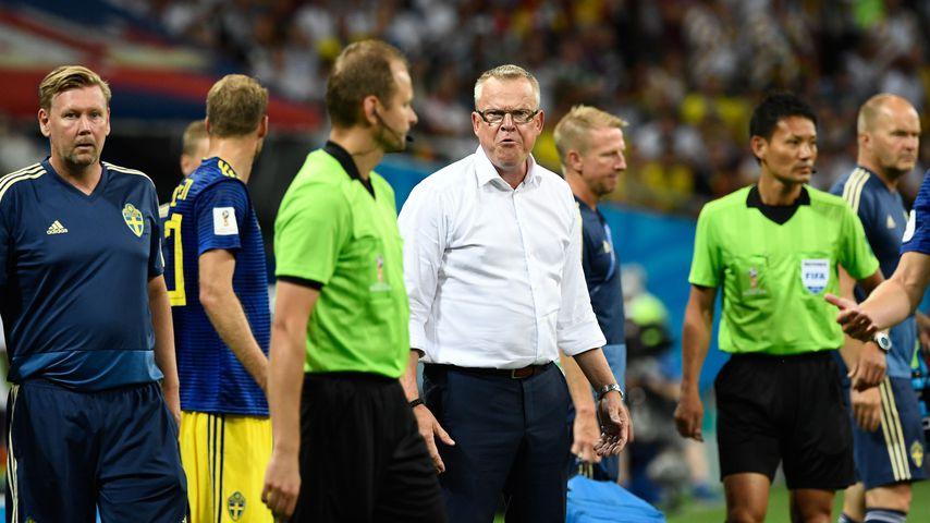 Janne Andersson, Trainer der schwedischen Fußballnationalmannschaft