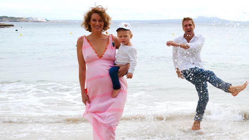Janni, Emil-Ocean und Peer Kusmagk