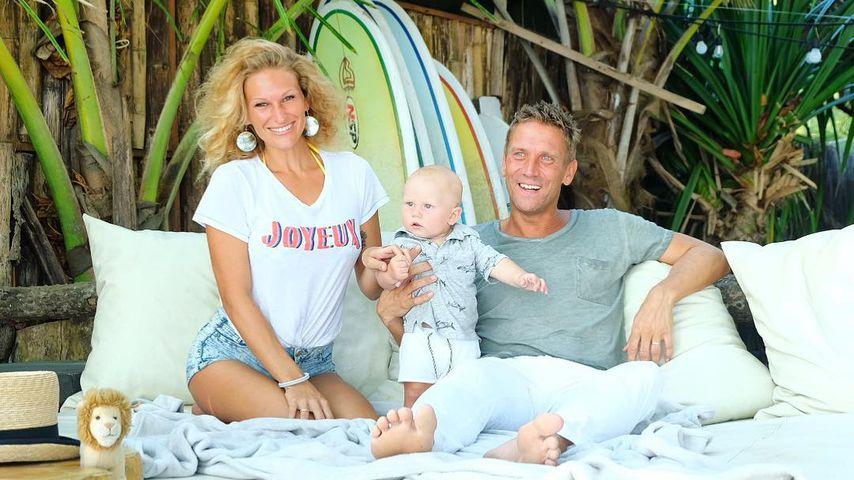 Janni Hönscheid, Emil-Ocean und Peer Kusmagk in Olas Verdes