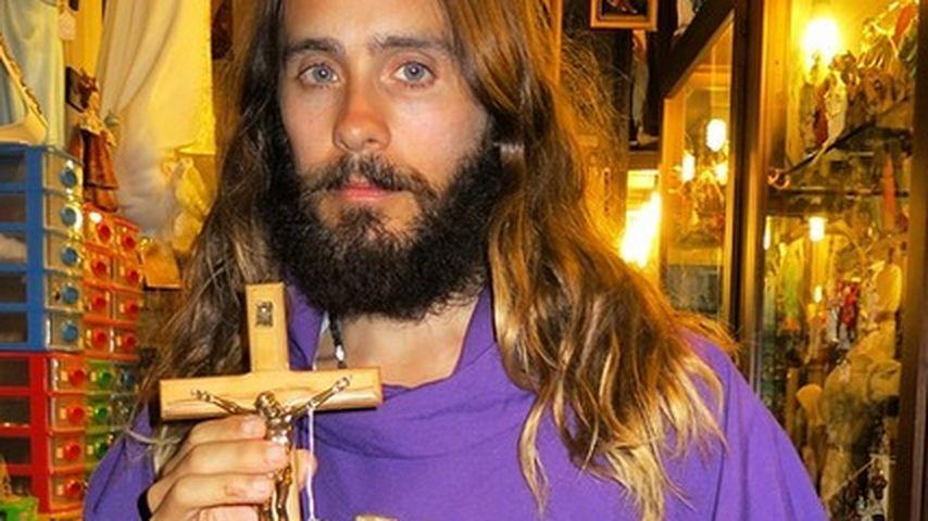 Was ist nun wieder los? Jared Leto im Jesus-Look