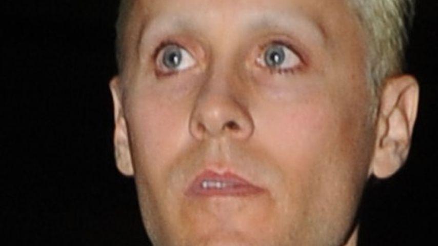 Jared Leto: Jetzt auch noch ohne Augenbrauen!