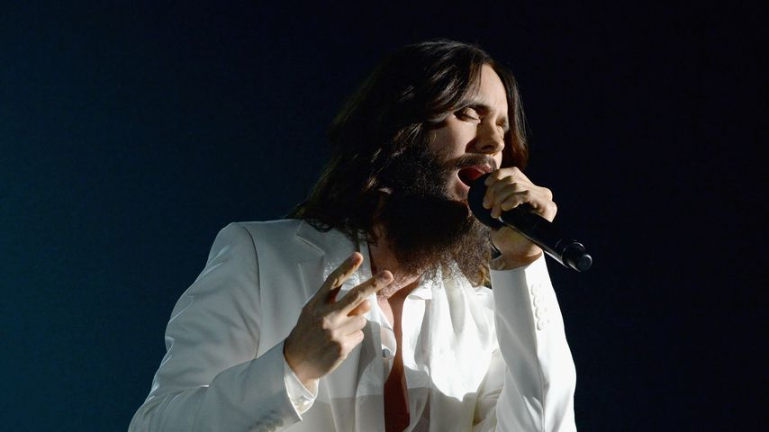 Jared Leto bei den GRAMMY Awards