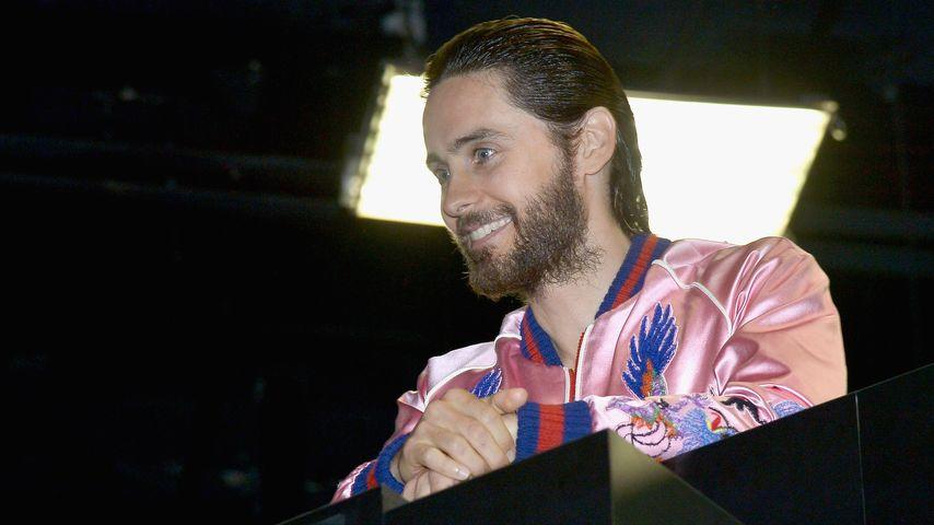 """Endlich das 1. Foto: So sieht Jared Leto als """"Joker"""" aus!"""