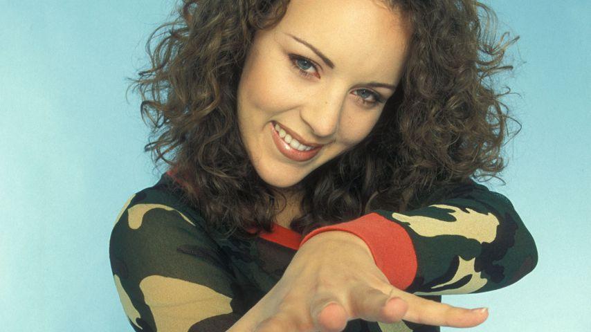 Jasmin Wagner alias Blümchen im Jahr 1997