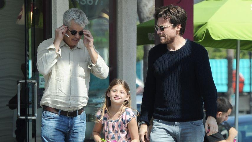 Nervige Familie? Jason Bateman mit Vater & Tochter on Tour