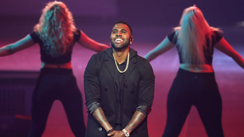 Jason Derulo beim ECHO 2018 in Berlin