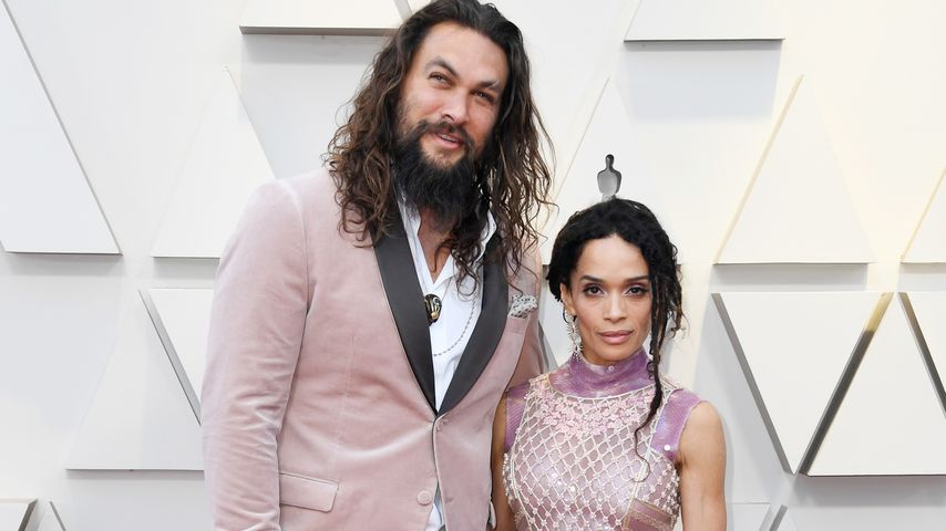 Jason Momoa und Lisa Bonet bei den Oscars 2019