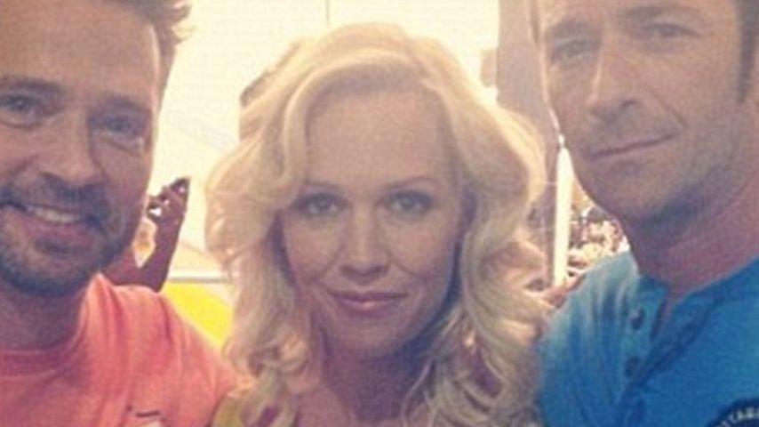 Beverly Hills 90210: Cast-Reunion für Werbespot