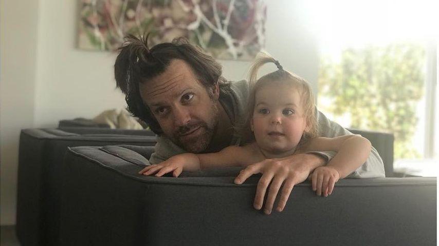 Jason Sudeikis & Tochter Daisy (1): Wem steht Palme besser?
