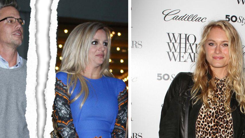 """Britneys Ex: Affäre mit """"Hunger Games""""-Star?"""