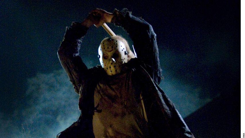 """Jason Voorhees aus dem Film """"Freitag, der 13."""""""