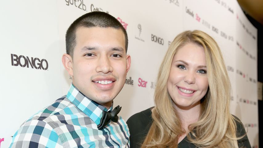 Javi Marroquin und Kailyn Lowry im April 2014