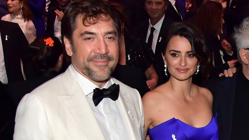Javier Bardem und Penelope Cruz bei den Cesar Film Awards 2018 in Paris