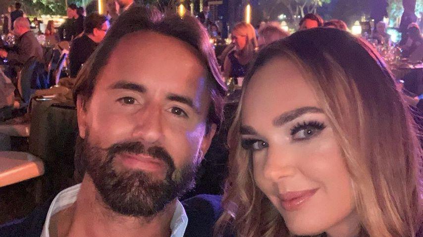 Jay Rutland und Tamara Ecclestone im Dubai-Urlaub 2019