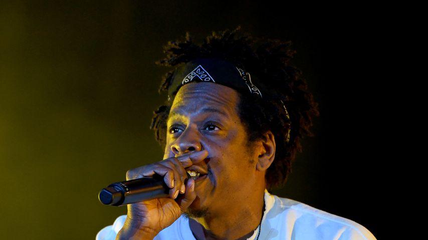 Jay-Z, April 2019