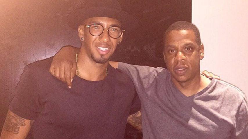 Große Pläne! Jay-Z managt WM-Kicker Jérôme Boateng