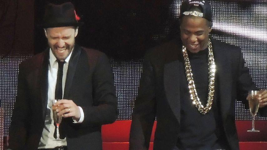 Jay-Z: Mystisches Video mit Justin Timberlake