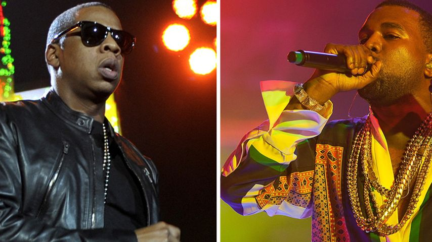 Kanye und Jay-Z: Seht hier ihr explosives Video!