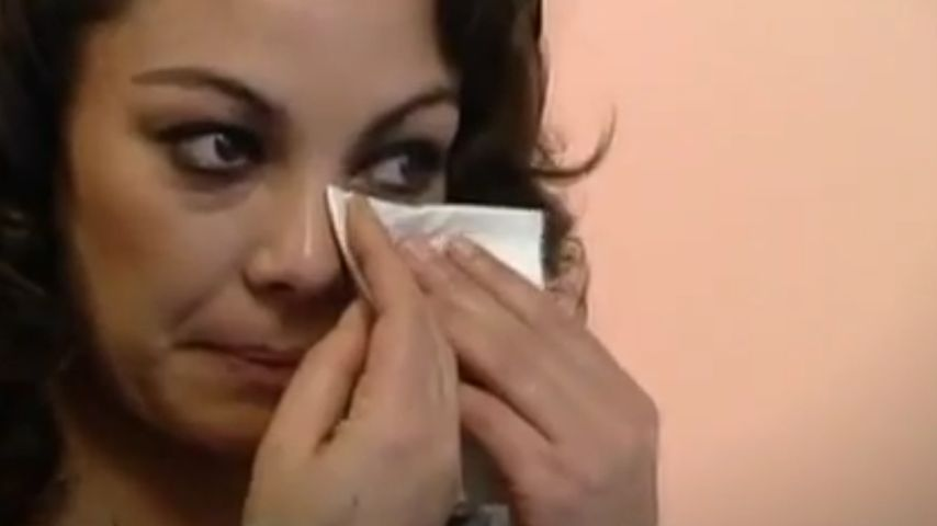 Nach Nackt-Video: Jazzy vergießt bittere Tränen
