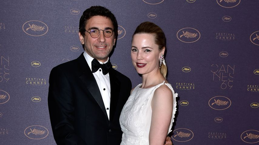 Jean-David Blanc und Melissa George auf bei den 69. Filmfestspielen in Cannes