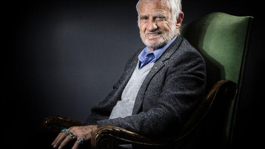 Jean-Paul Belmondo im Dezember 2016