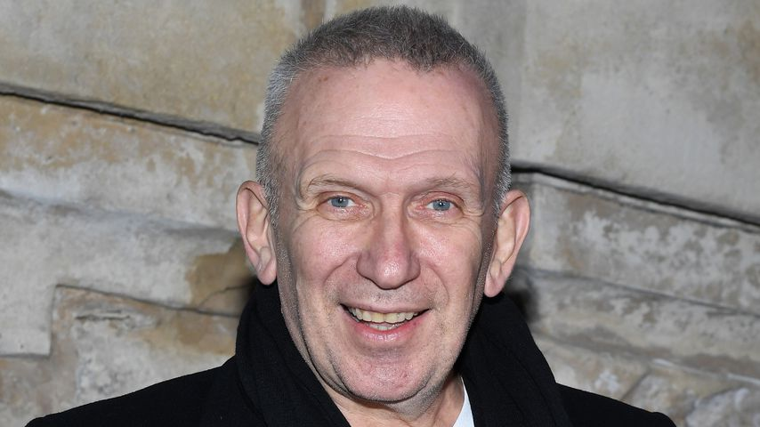 Jean Paul Gaultier bei der Paris Fashion Week