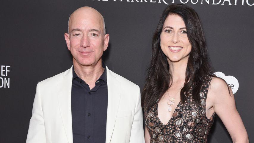 Jeff Bezos' Ex-Frau MacKenzie Scott hat wieder geheiratet!