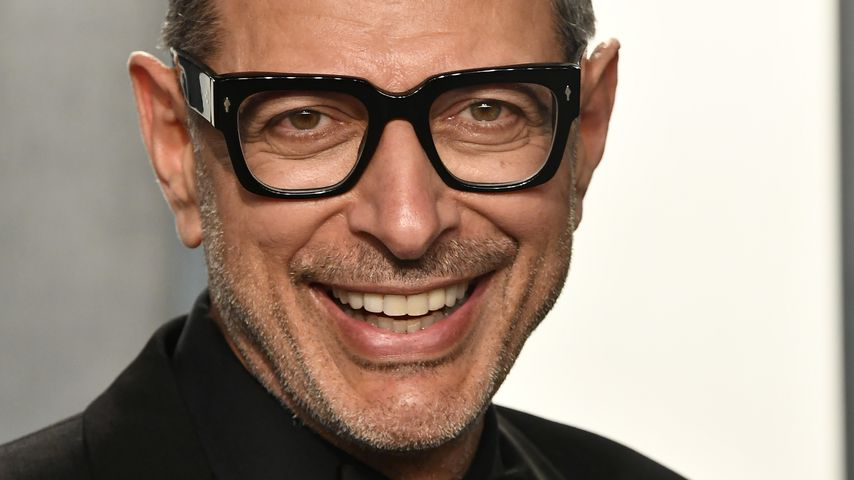 Jeff Goldblum bei der Oscarparty von Vanity Fair 2020