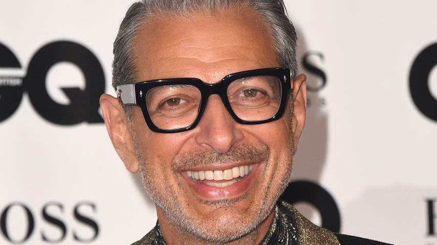 Jeff Goldblum bei GQ Men of the Year Awards 2018